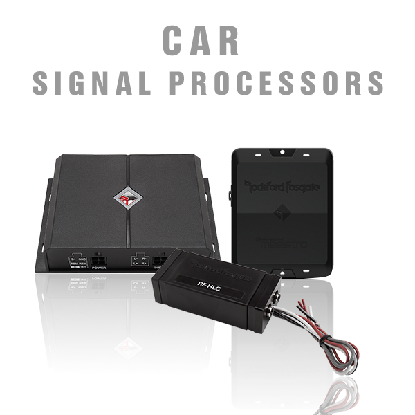 Car Signal Processors