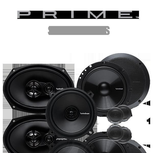Car Prime Speakers