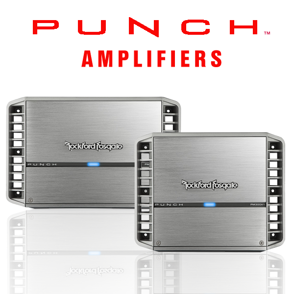 Marine Punch Amplifiers