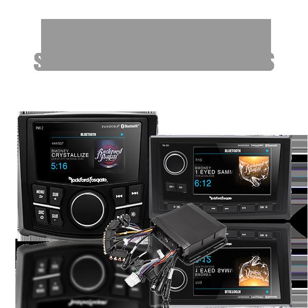Marine Source Receivers