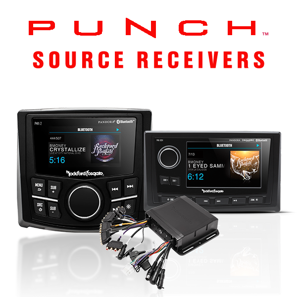 Source Receivers