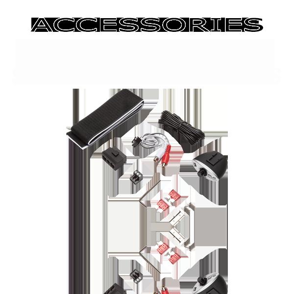 Car Subwoofer Enclosure Accessories